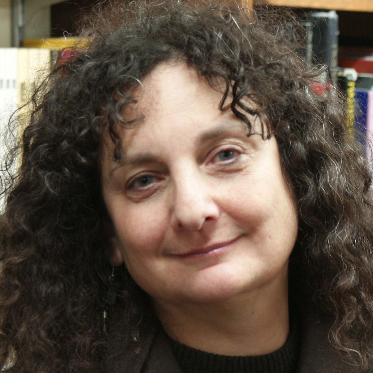 Editor Ellen Datlow (photo credit Greg Frost)