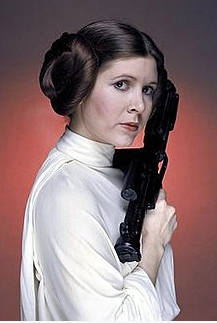 Princess Leia from the one and only original  Star Wars.