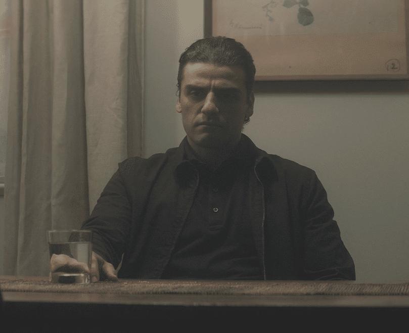 Oscar Isaac as Kane in  Annihilation .