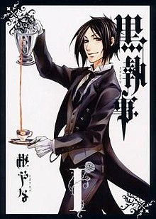 The Black Butler began as a Manga but has inspired several Anime series.