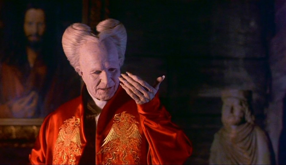 Gary Oldman brings real heart to his role as Dracula