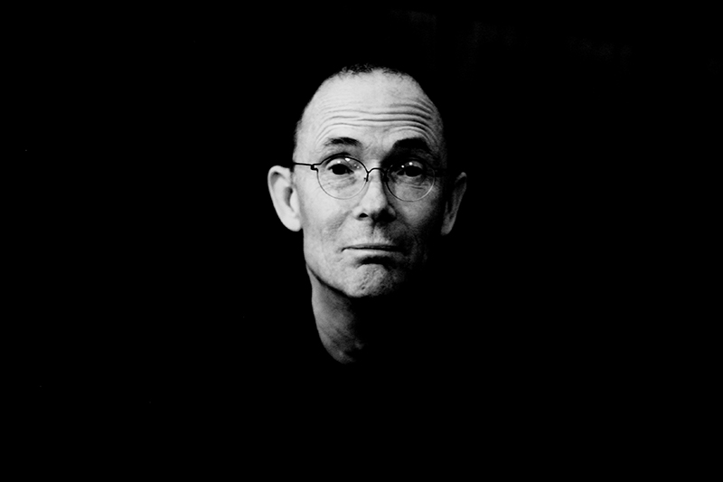 William Gibson. Photo by  Frédéric Poirot , 2007,  CC BY-SA 2.0 .