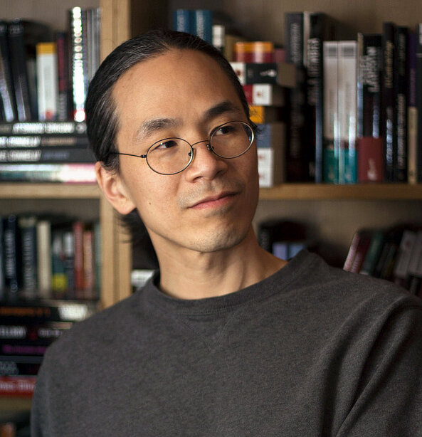Ted Chiang. Photo credit: Arturo Villarubia (2011)