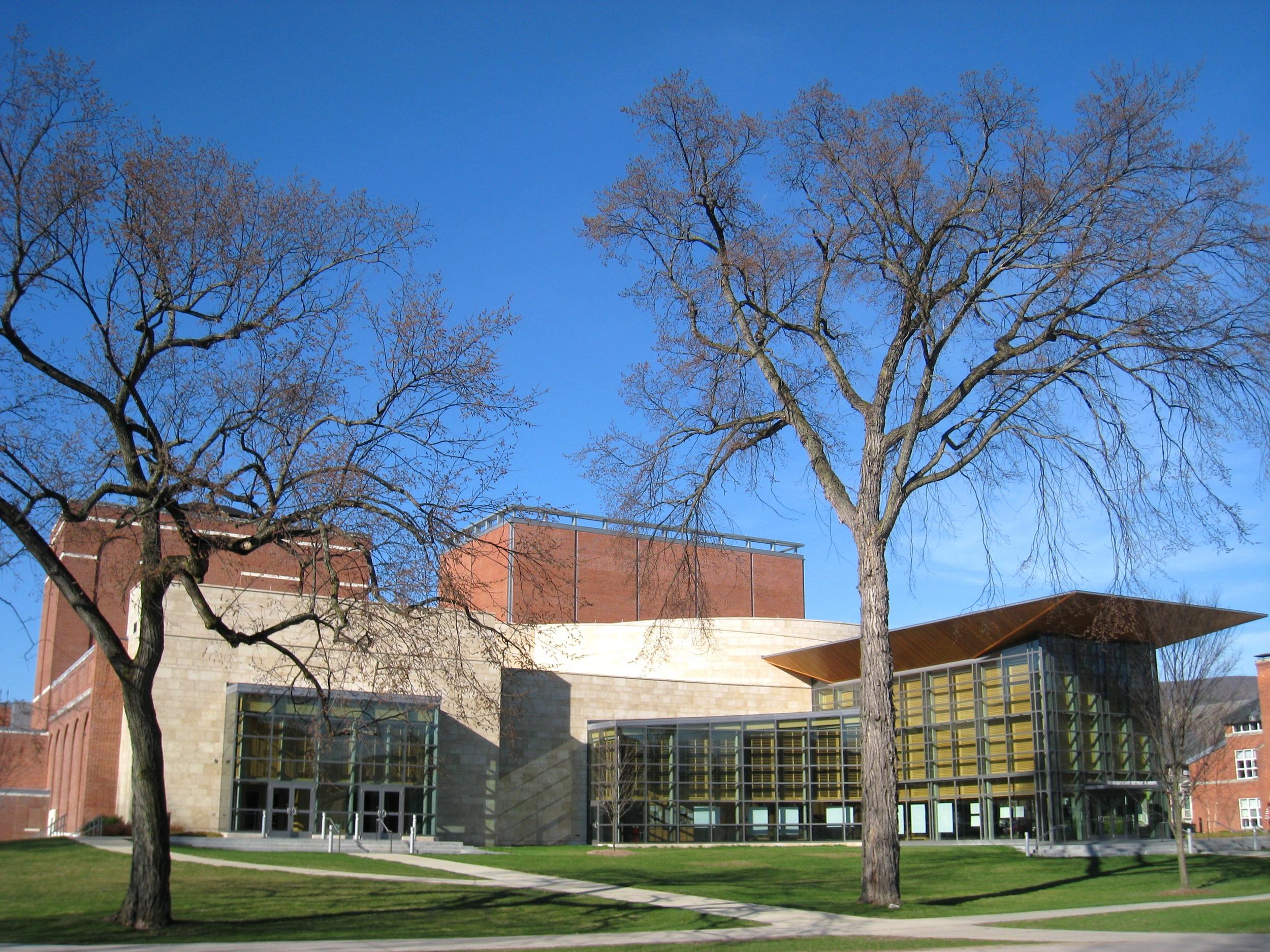 williams college - theater
