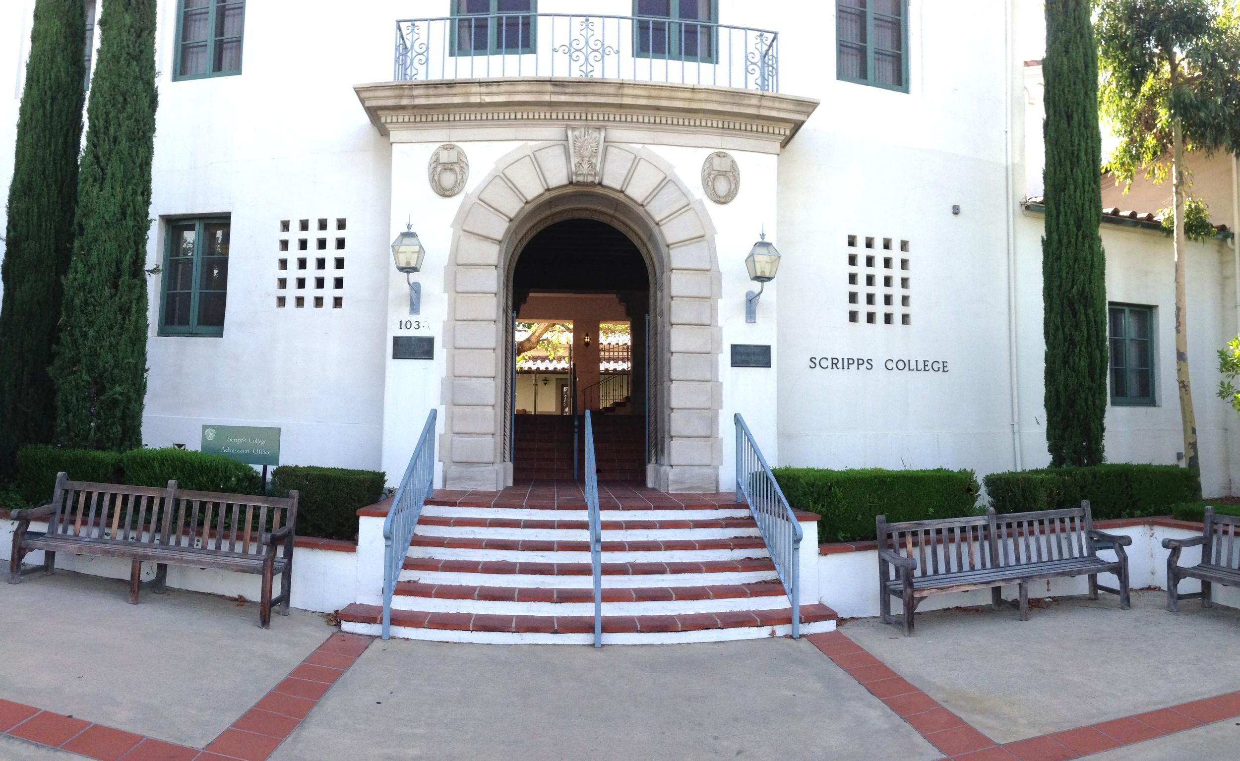scripps college: all women's school