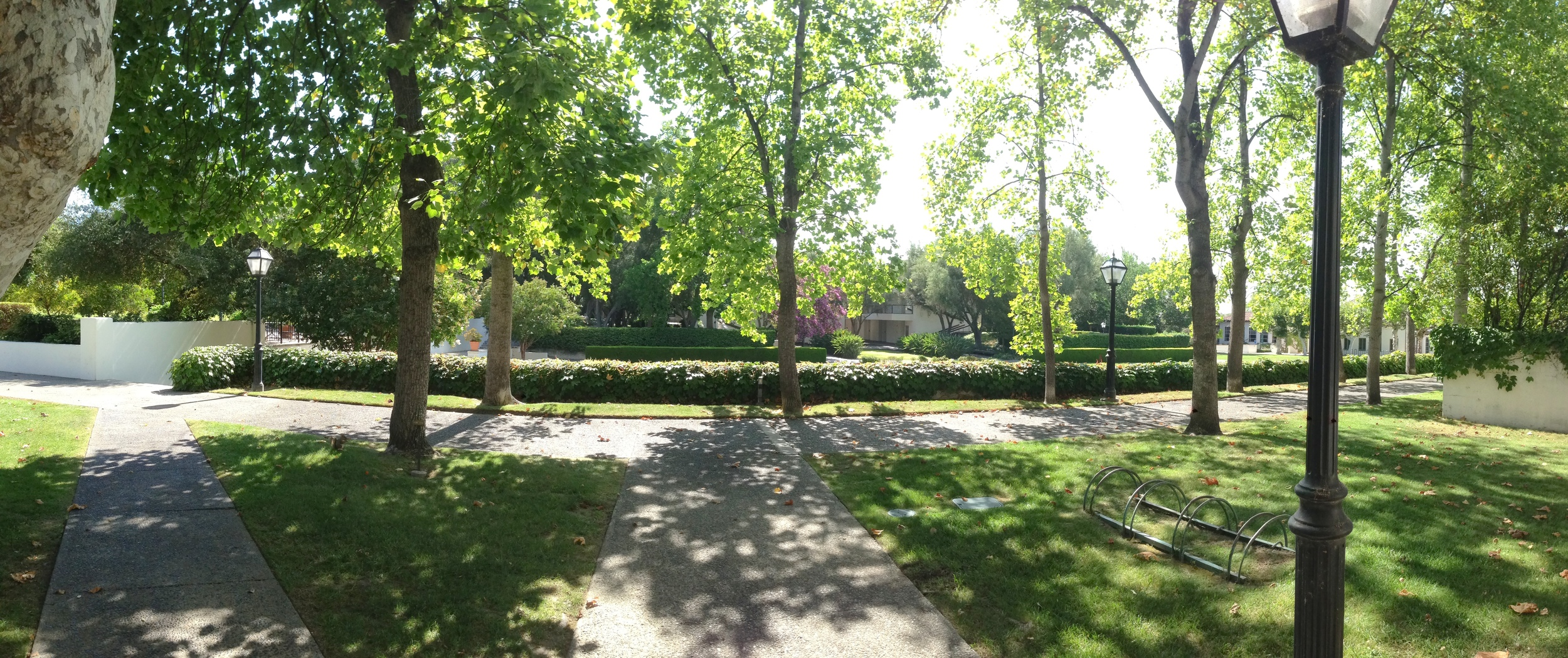 smith college grounds