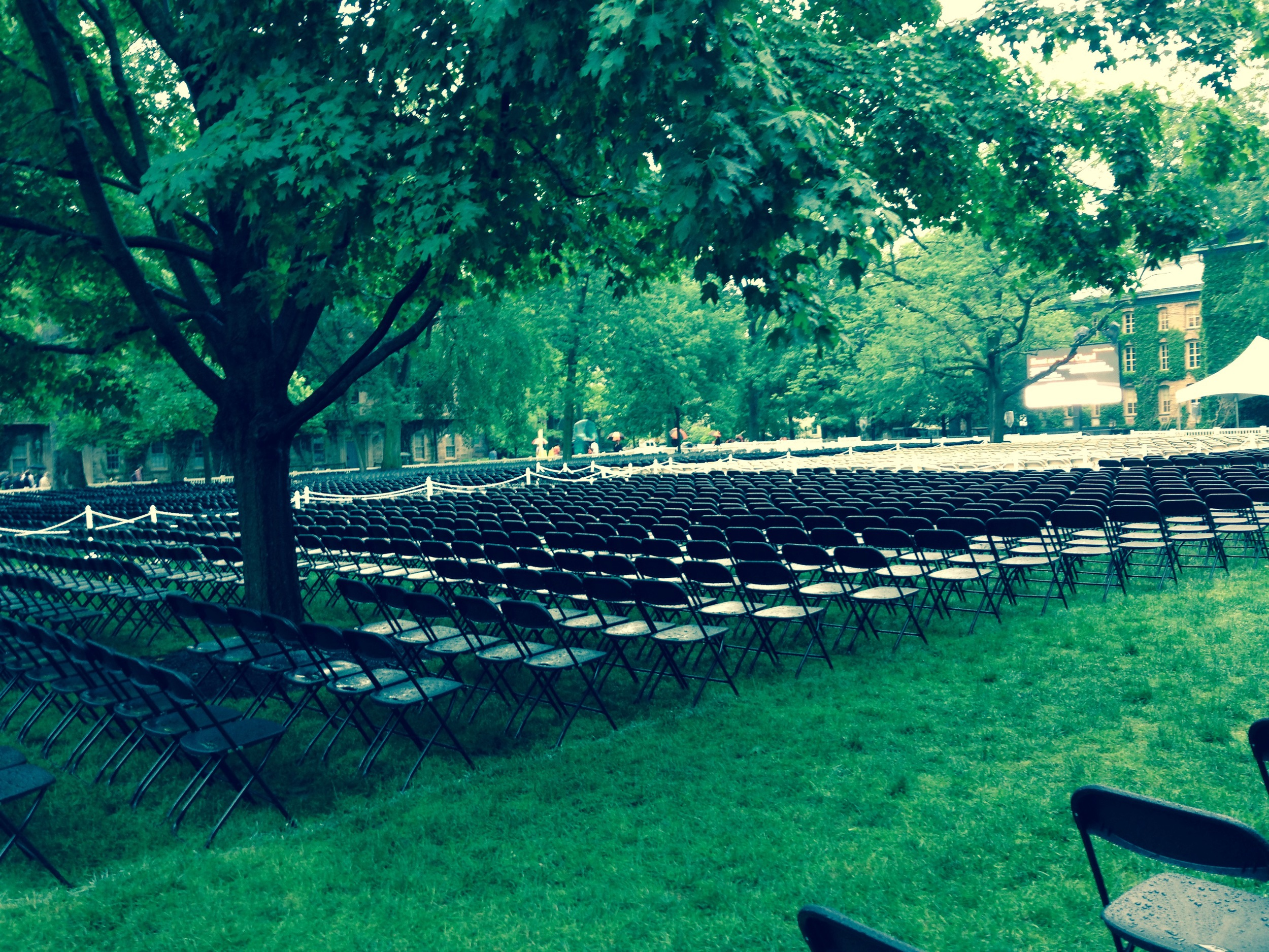 ready for commencement