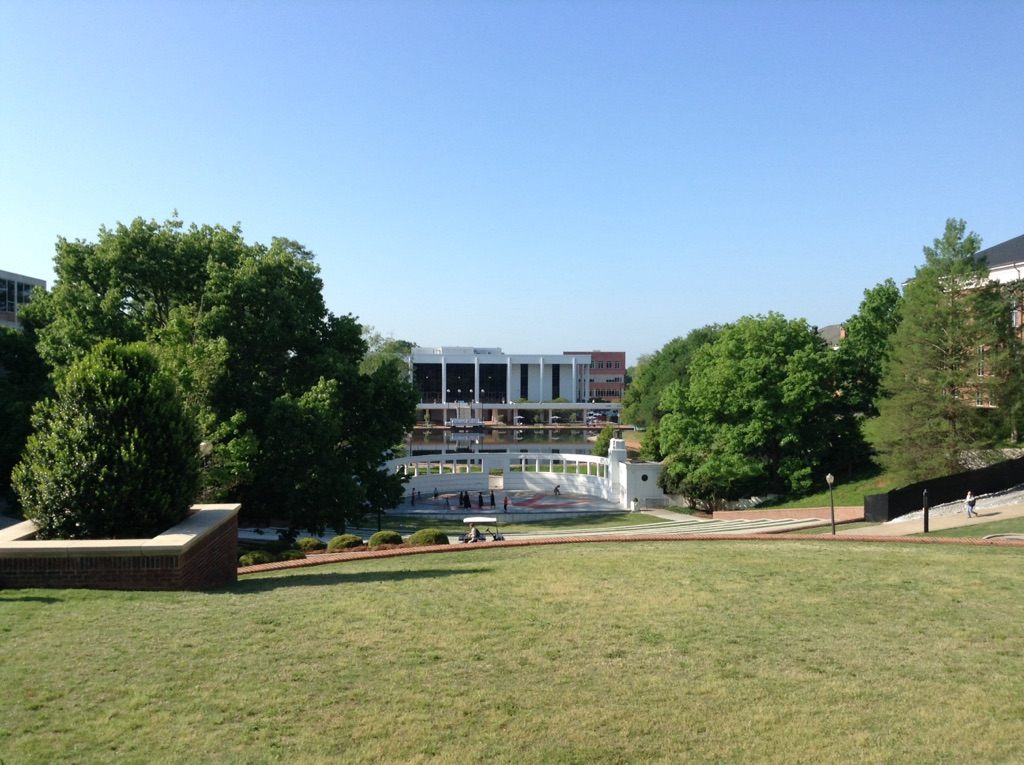 Clemson university coopers library