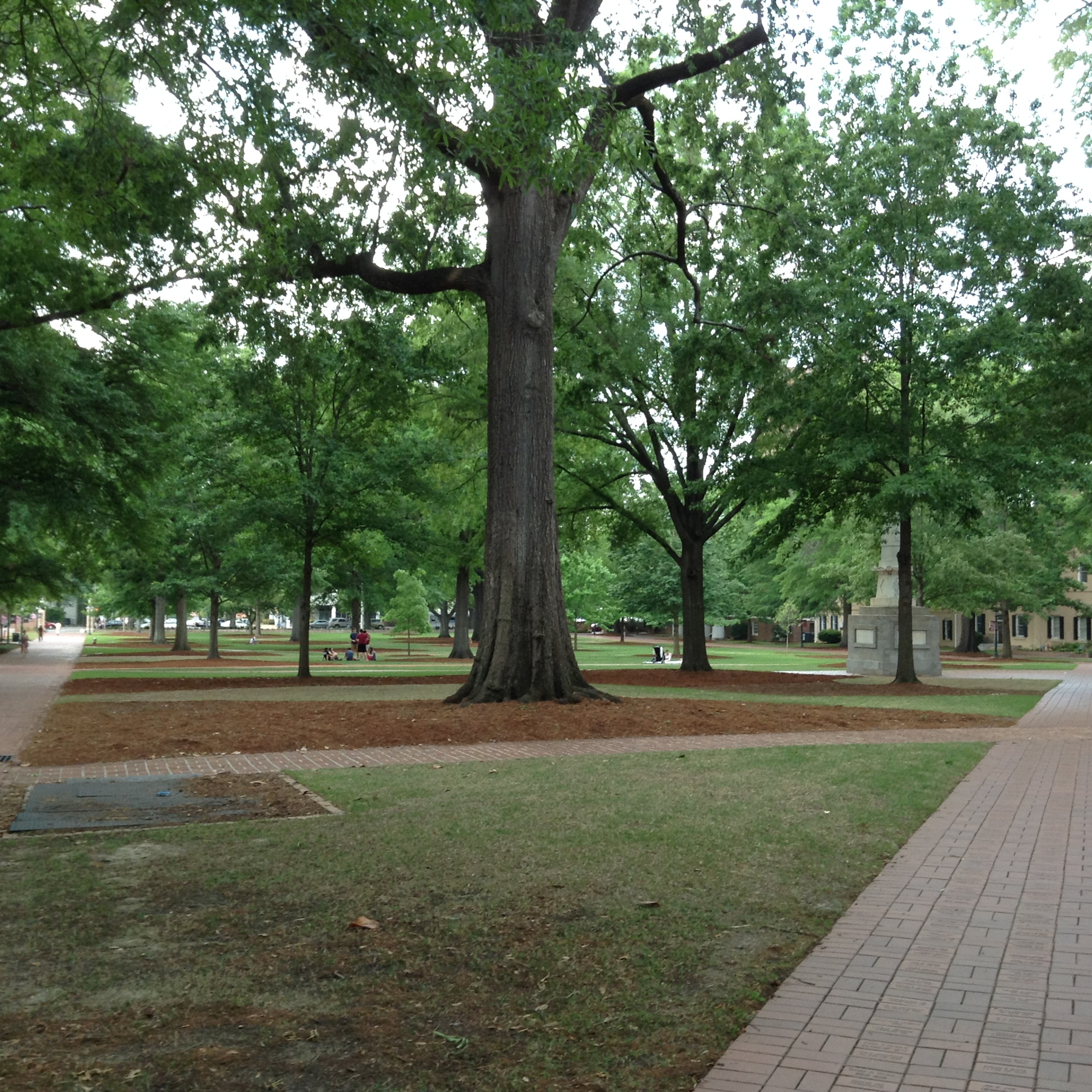 USC Grounds