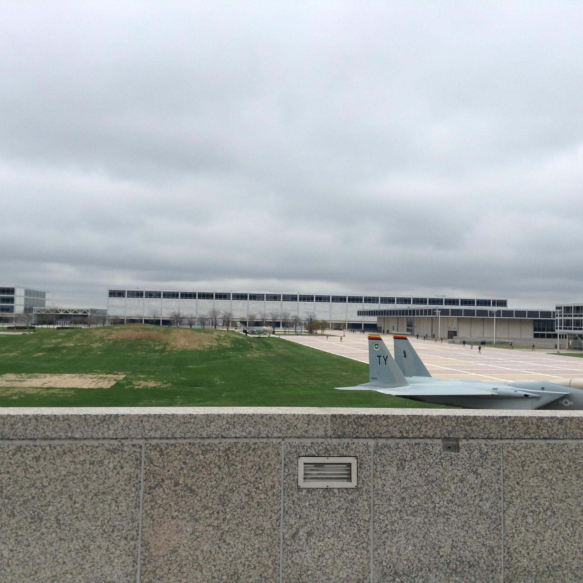 AIR FORCE ACADEMY CLASSROOMS
