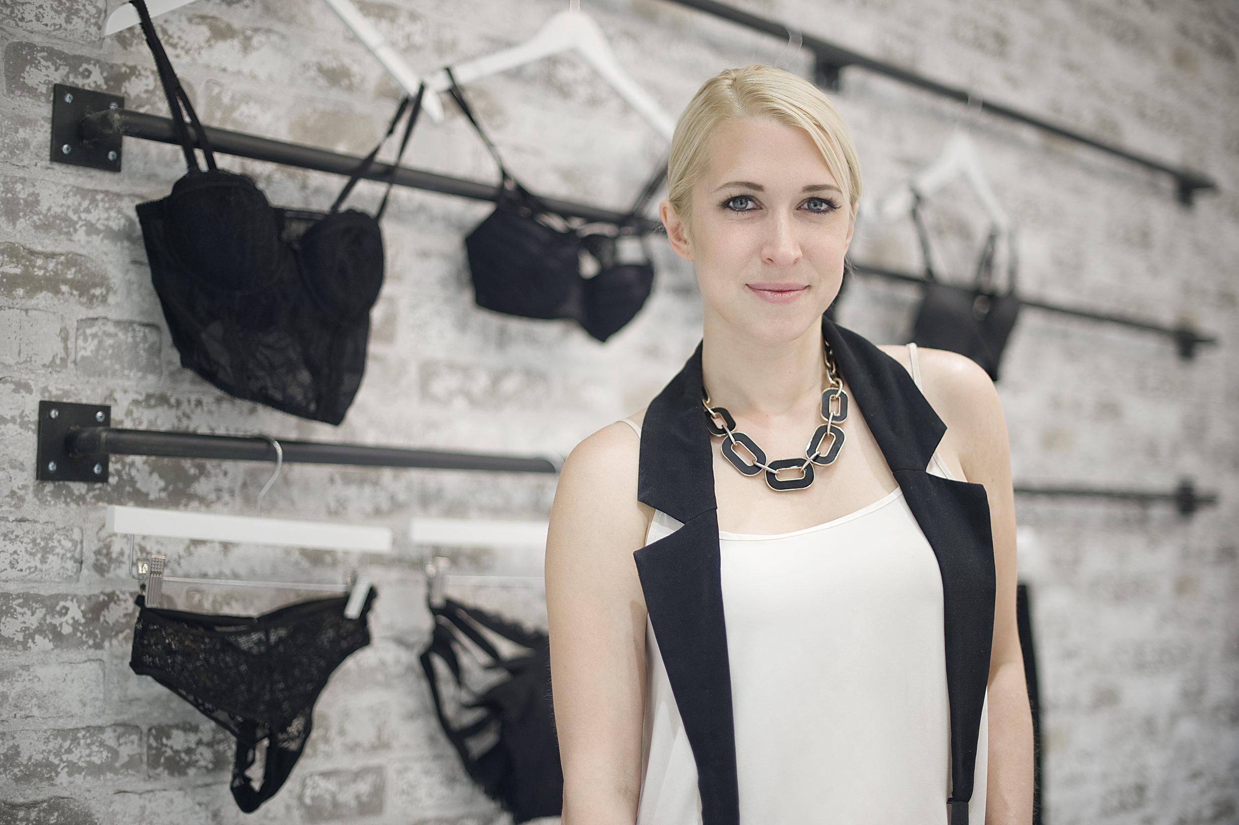 Rebecca Szymczak of BEX