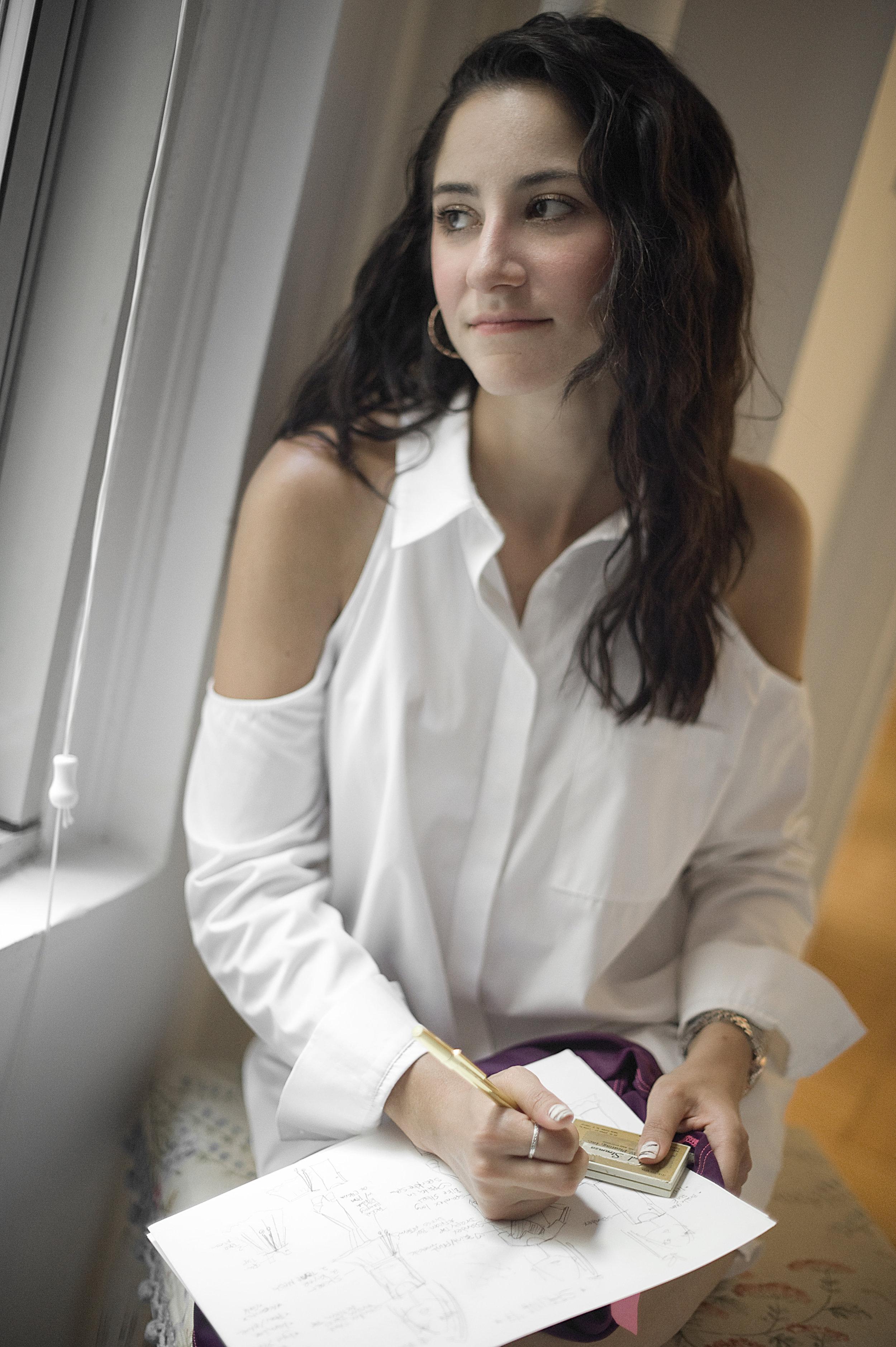 Erika Schuster of ERIKA RAE