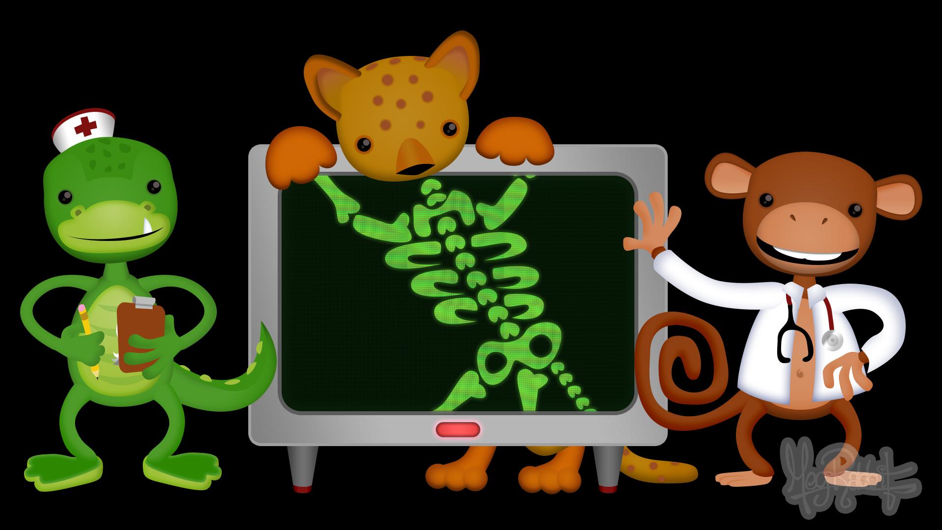 Animal X-Ray