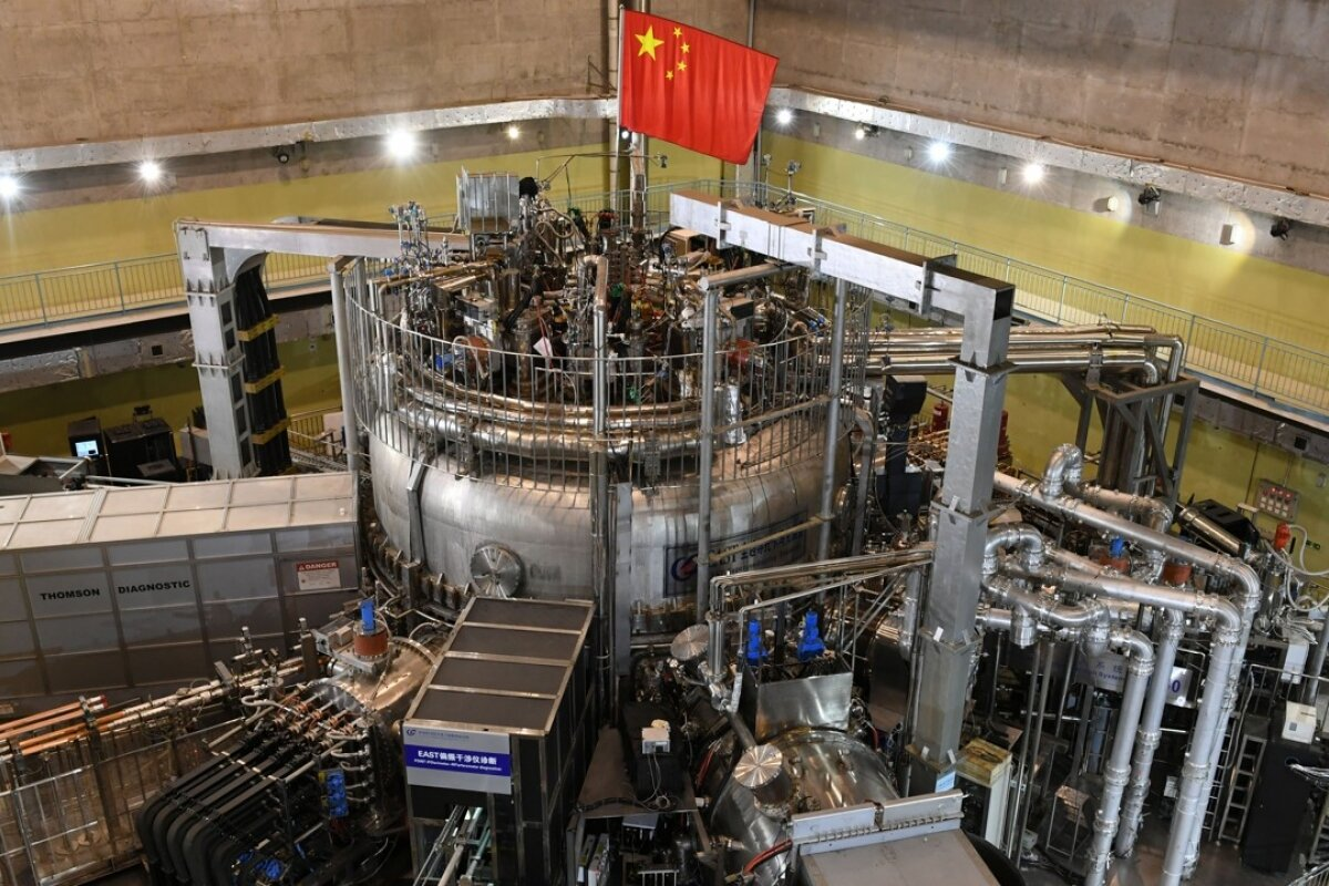 64: China's artificial sun reaches 100 million degrees:  https://www.youtube.com/watch?v=lRa798QVEFQ
