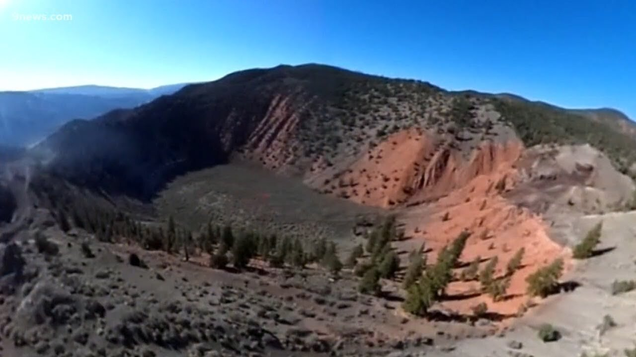 76: Colorado has an active volcano, and we don't know why it exists:  https://www.youtube.com/watch?v=Ax2RBPmPveg