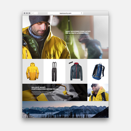 Backcountry.com Campaigns