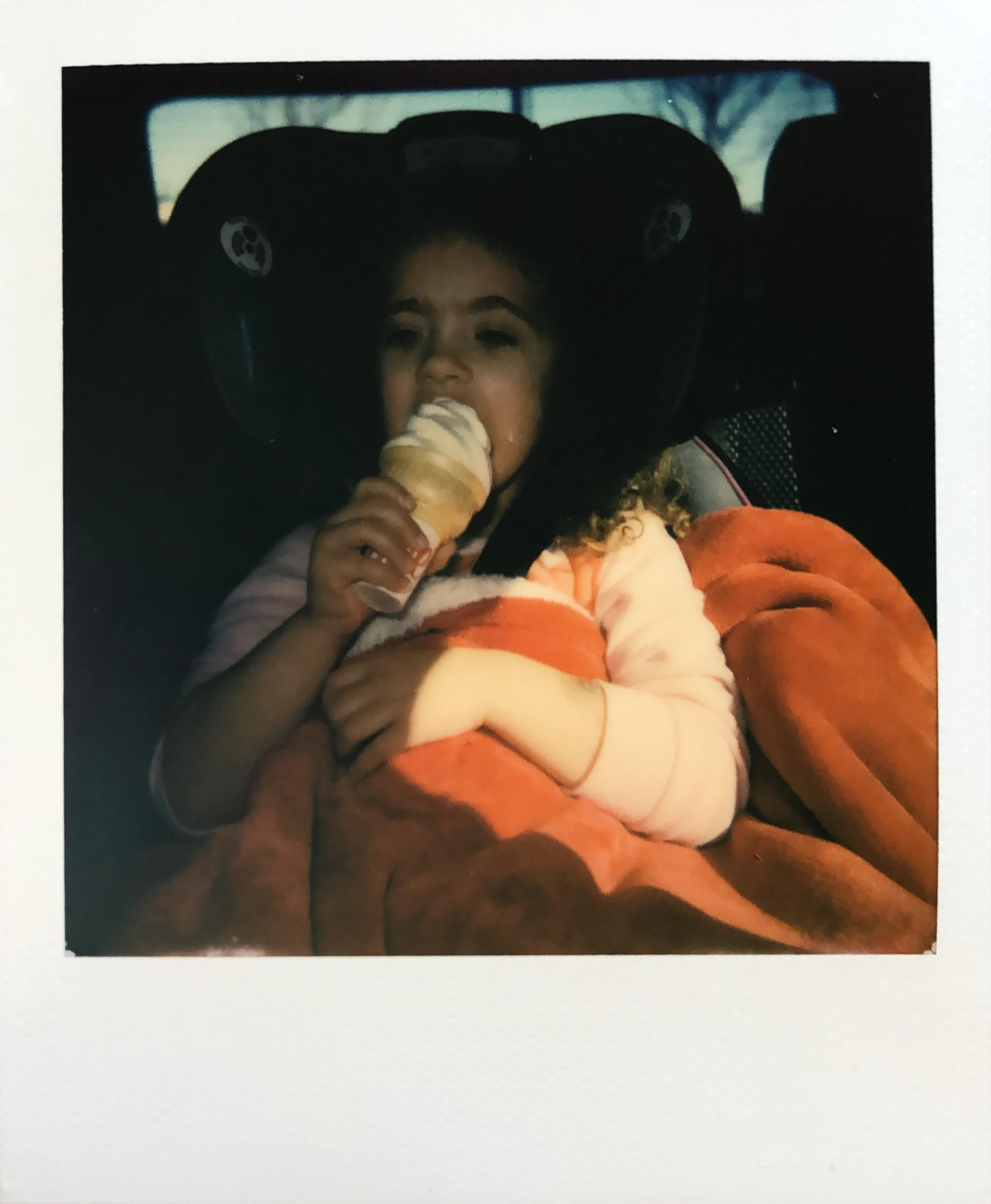 Ice Cream Cone, 1-21-2019