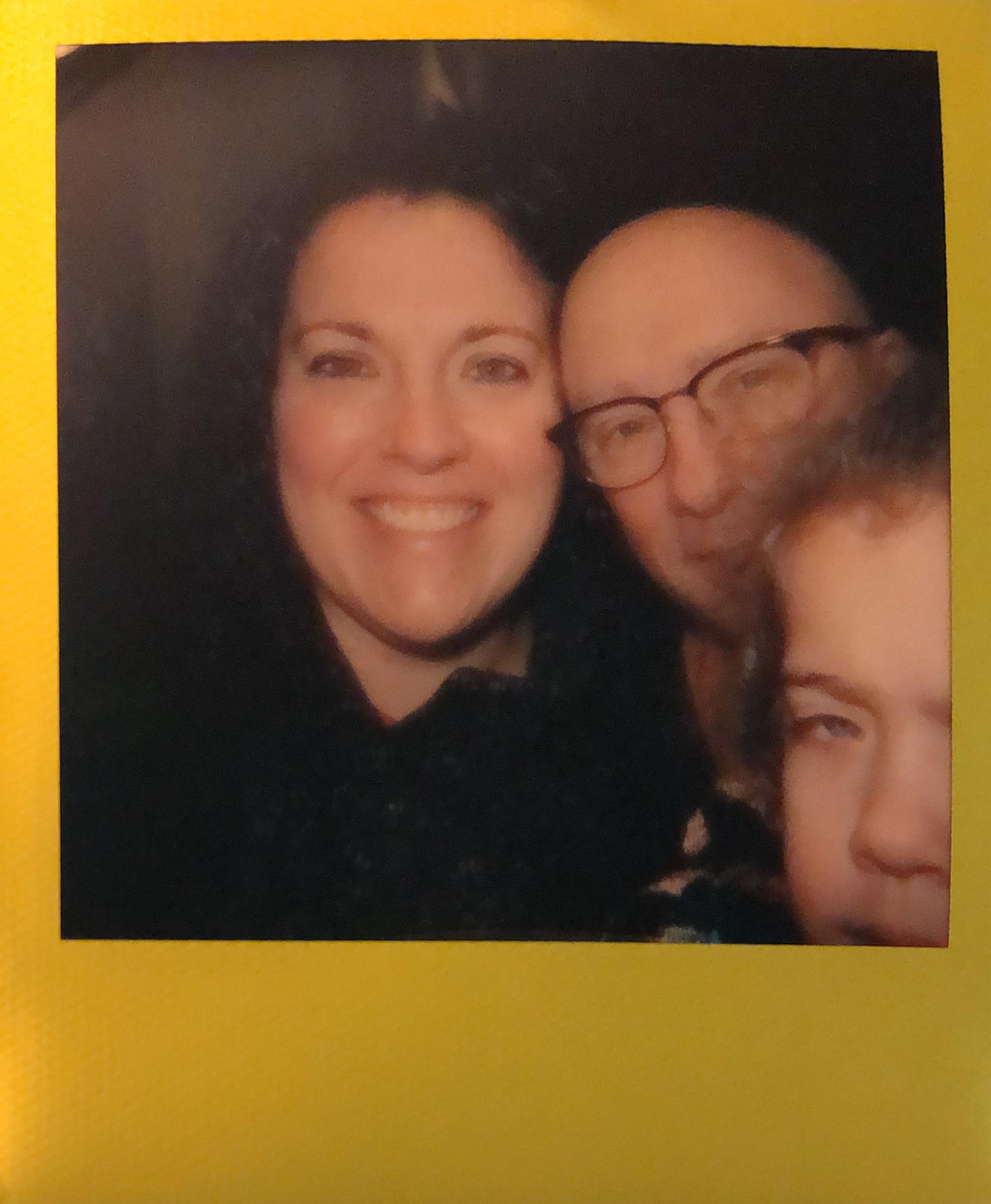 Family Selfie, 12-23-2018