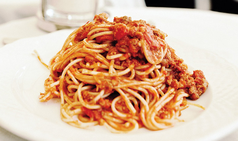 full disclosure, I scammed this pic from bon appetit...but I swear this pasta looks identical, if not more fabulous.