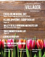 May 2016 Villager