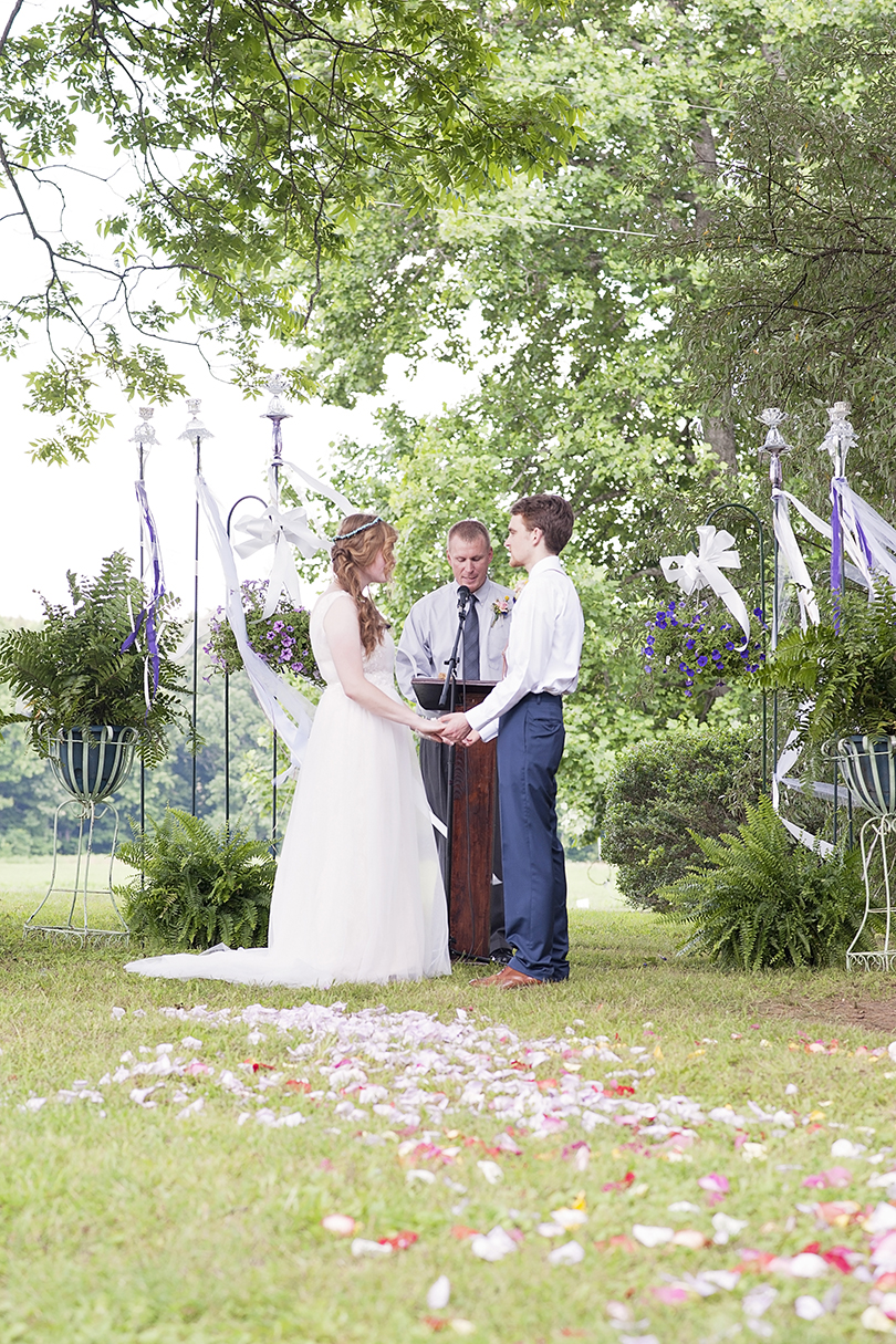 West Tennessee Wedding