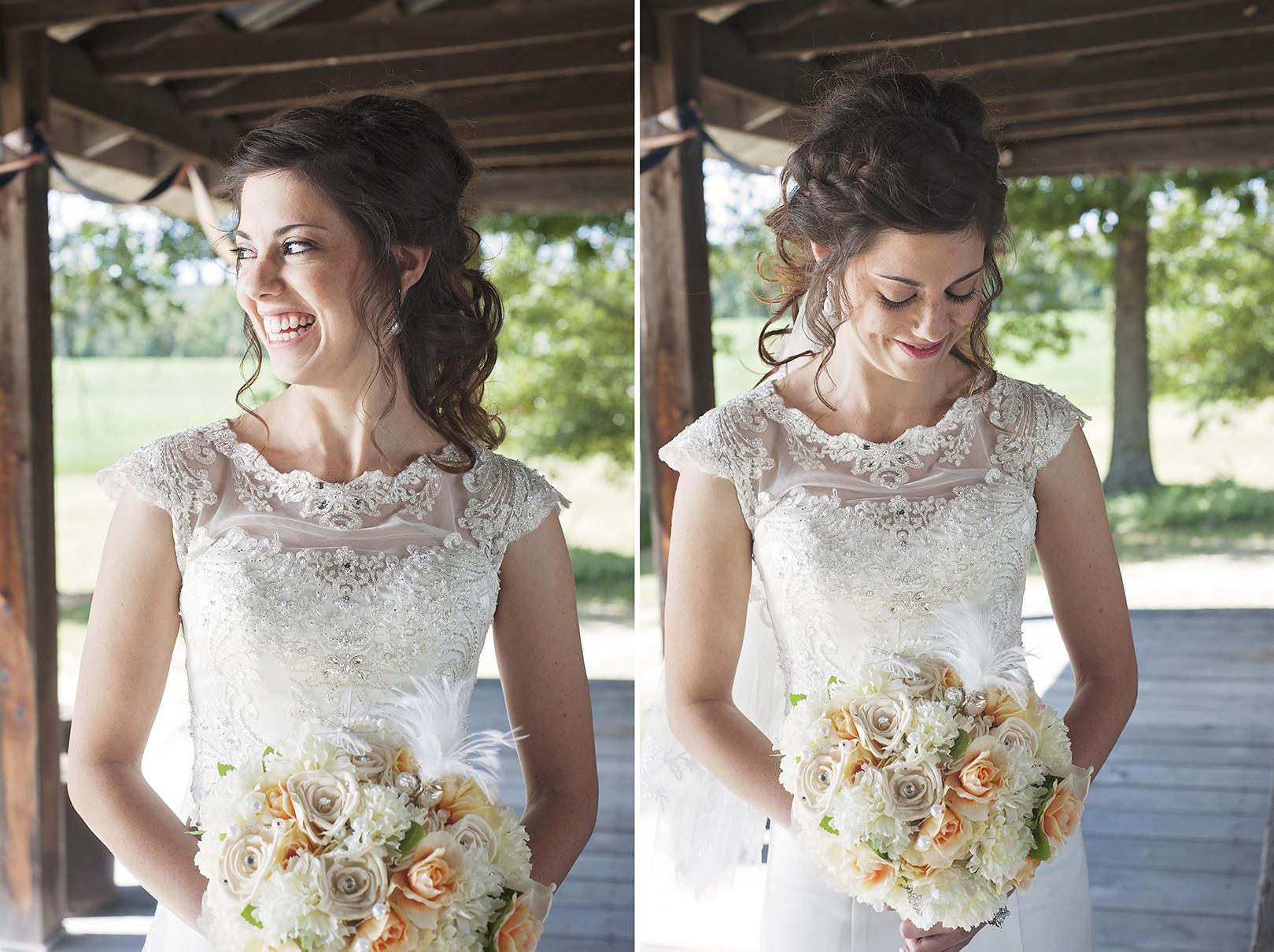 West Tennessee Wedding Photographer