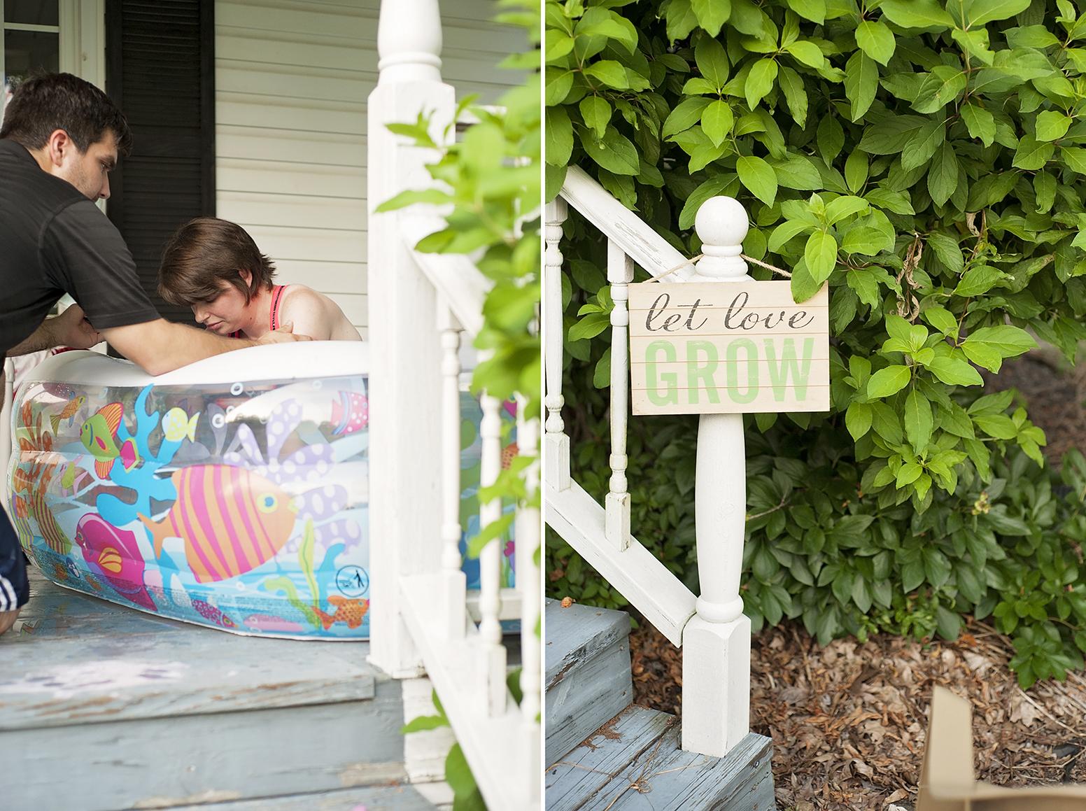 Stephanie Benge Photography   Jackson, Tennessee Birth Story Photographer