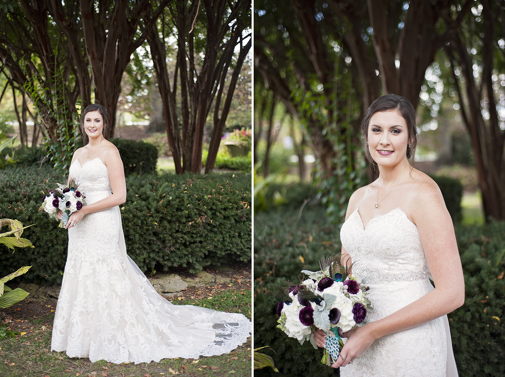 Stephanie Benge Photography | Ruby Nashville Wedding | Loews Vanderbilt Hotel | Centennial Park