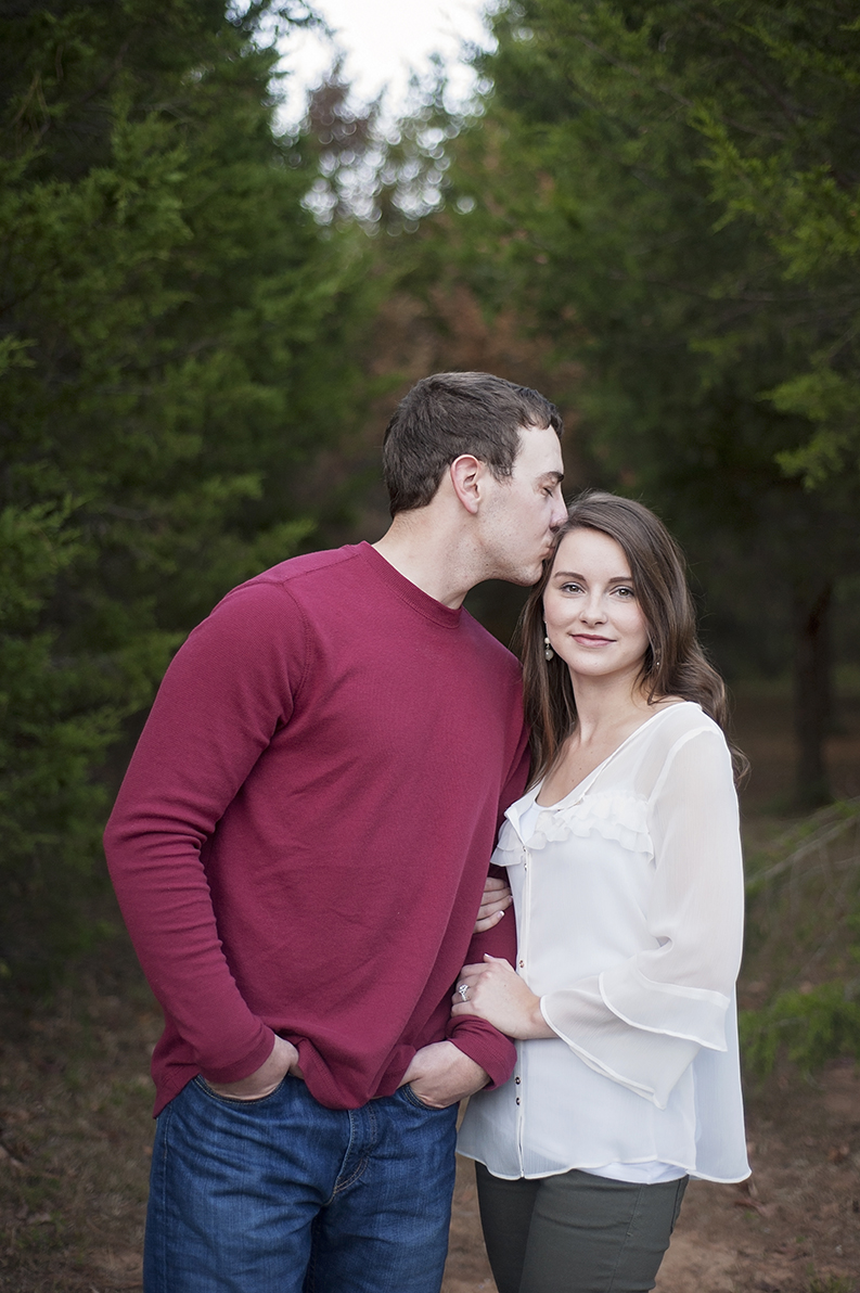 Stephanie Benge Photography | Sharp Springs Park | Nashville, TN Engagement Photography