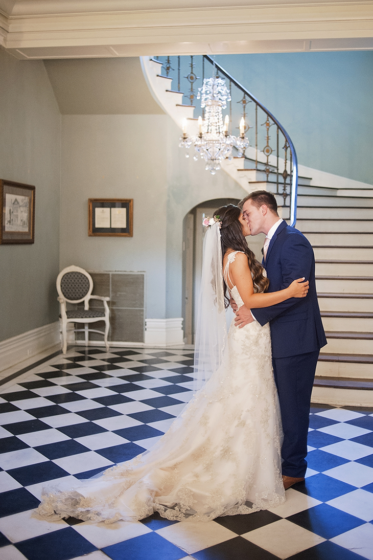 Stephanie Benge Photography | Memphis Wedding Photographer | Cedar Hall