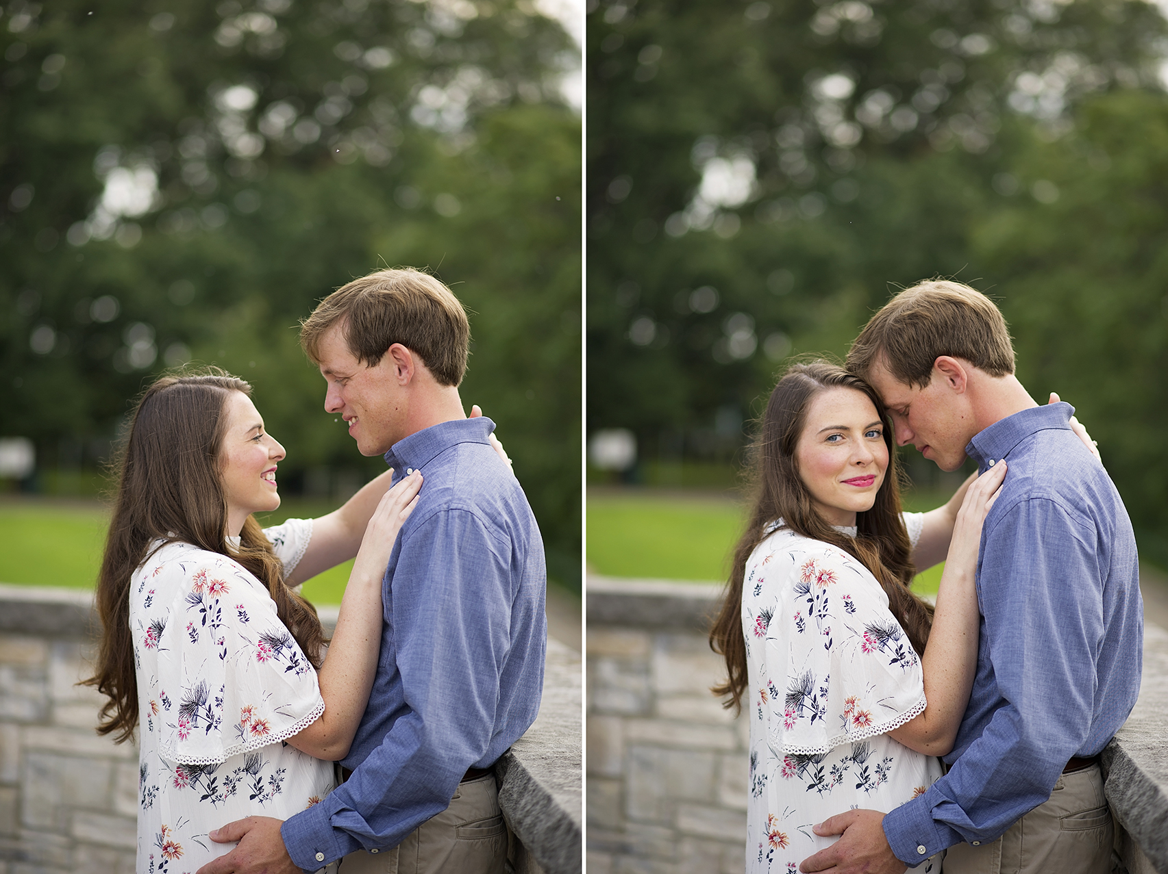 Stephanie Benge Photography | Memphis Engagement Photographer