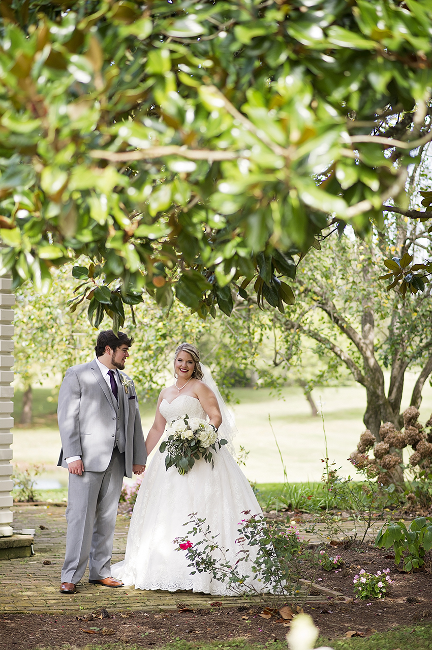 Stephanie Benge Photography | Nashville Historical Home Wedding