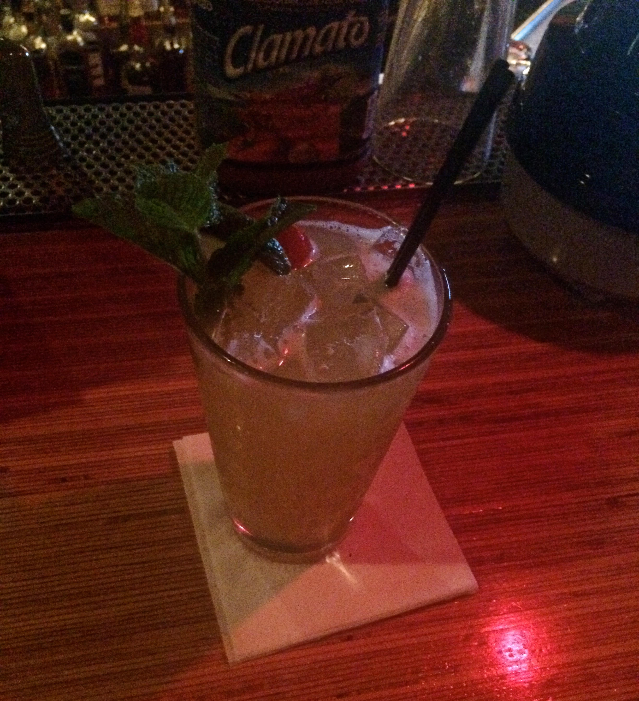 """rum barrel   """"a little more tart and sweet than expected"""""""