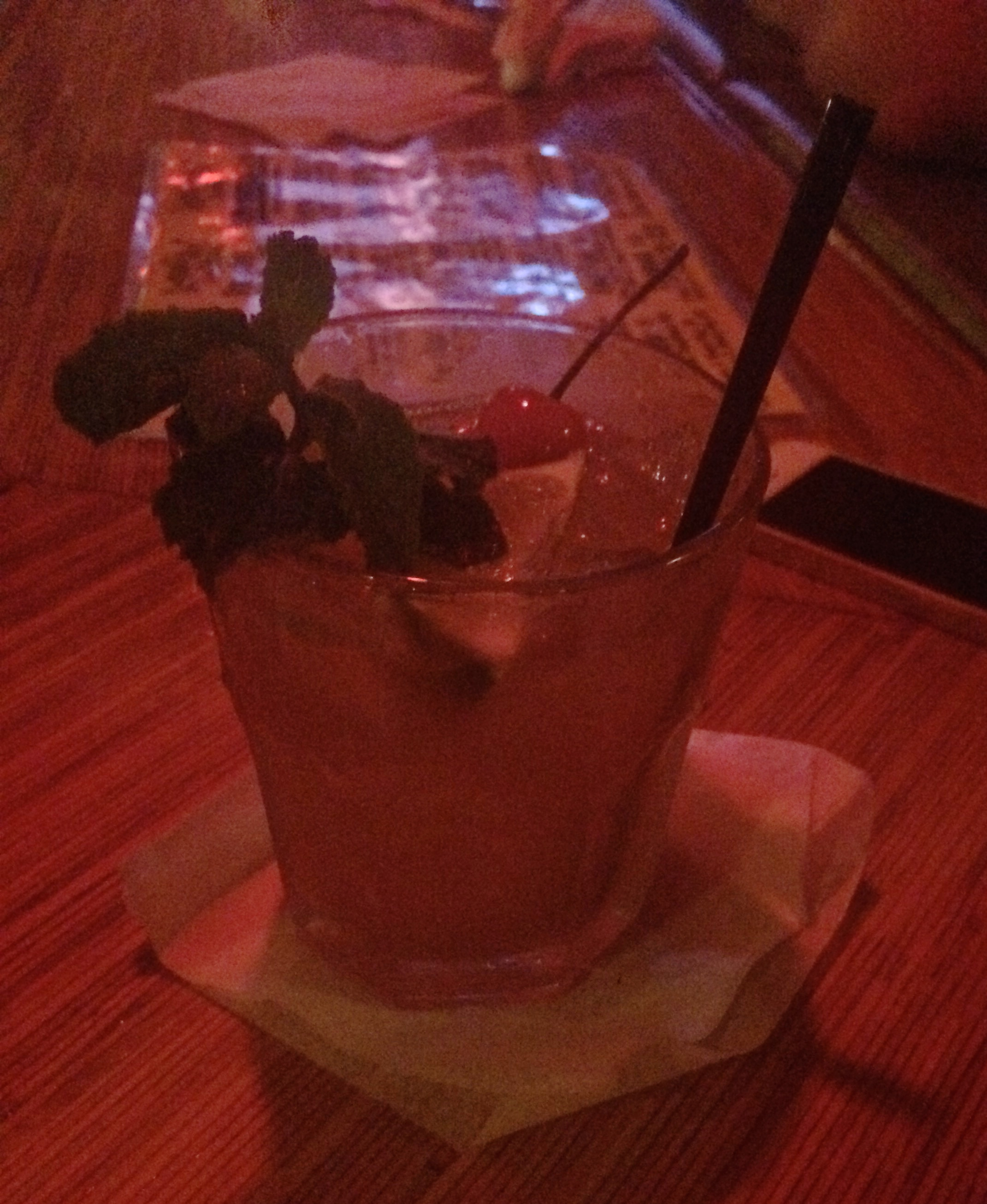 """trader vic grog  """"guava and passionfruit? no guava in this one but i do love vic"""""""