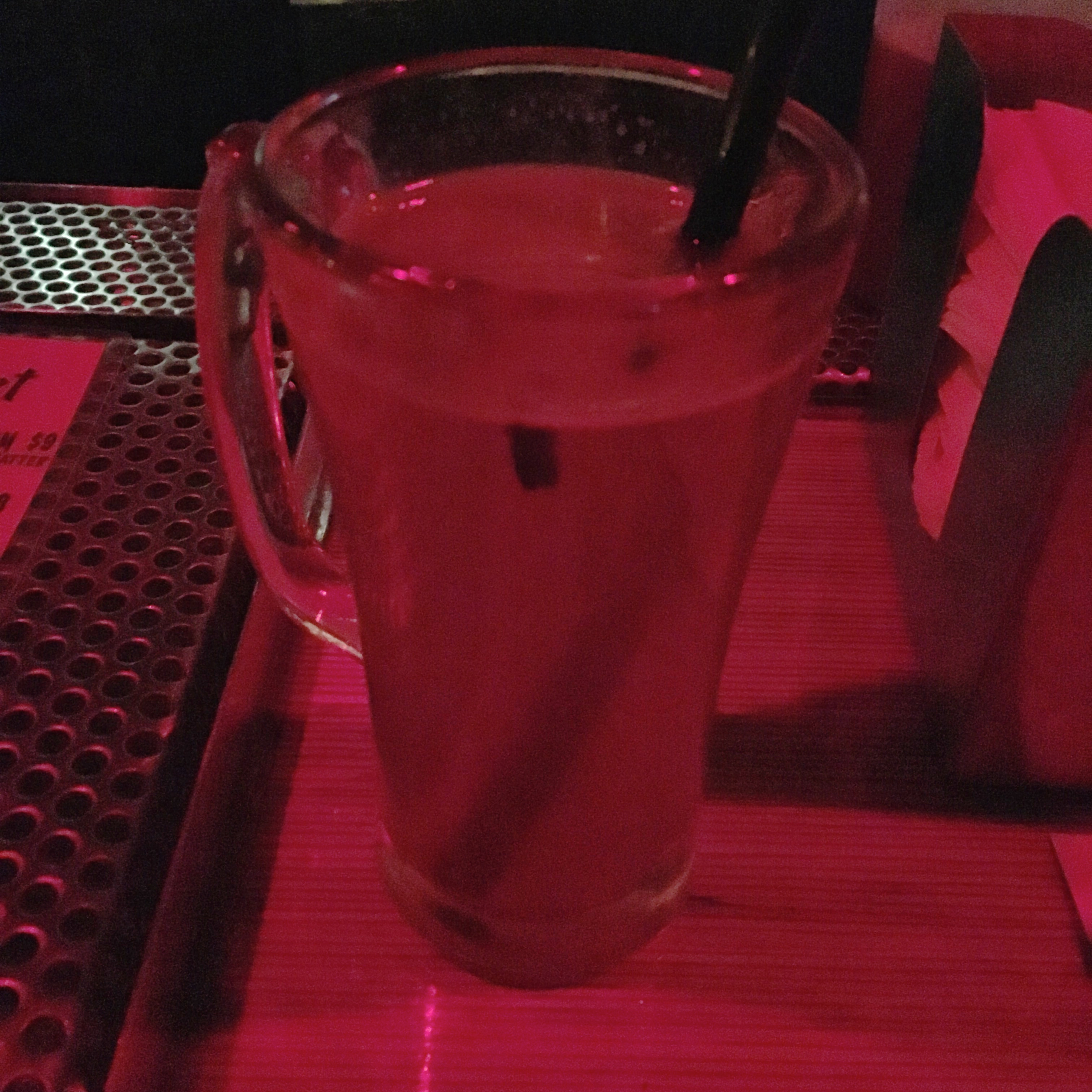 """volcano house hot buttered rum  """"yum, not too buttery at all, christmas"""""""