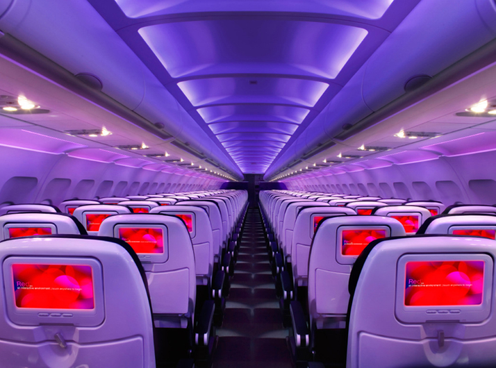 image credit:  virgin america