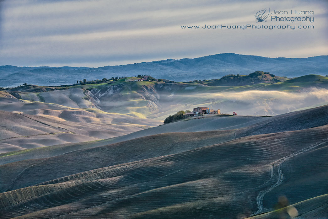 Val d'Orcia, Tuscany, Italy - ©Jean Huang Photography