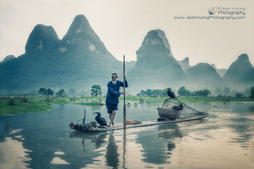 Xingping, Yangshuo, China - ©Jean Huang Photography