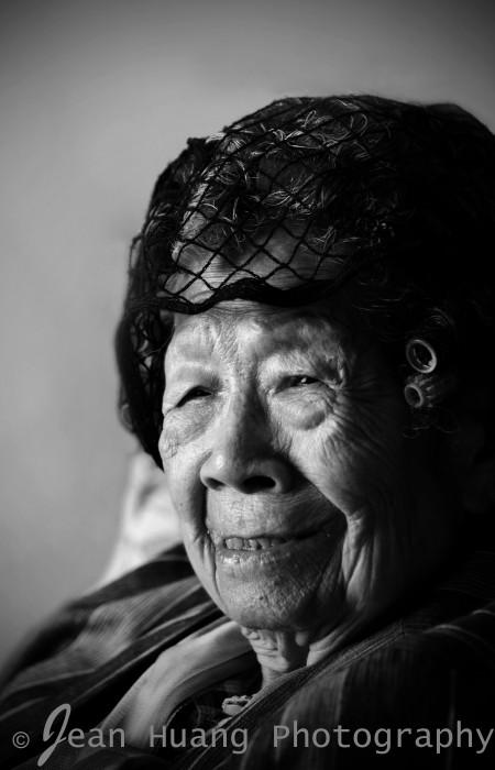 A Beautiful Life (B+W) - © Jean Huang Photography