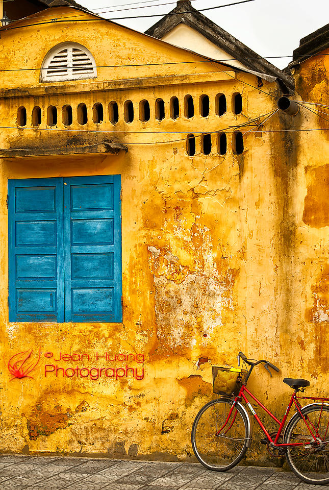 Street Scene in Hoi An, Vietnam - Fine Art - ©Jean Huang Photography