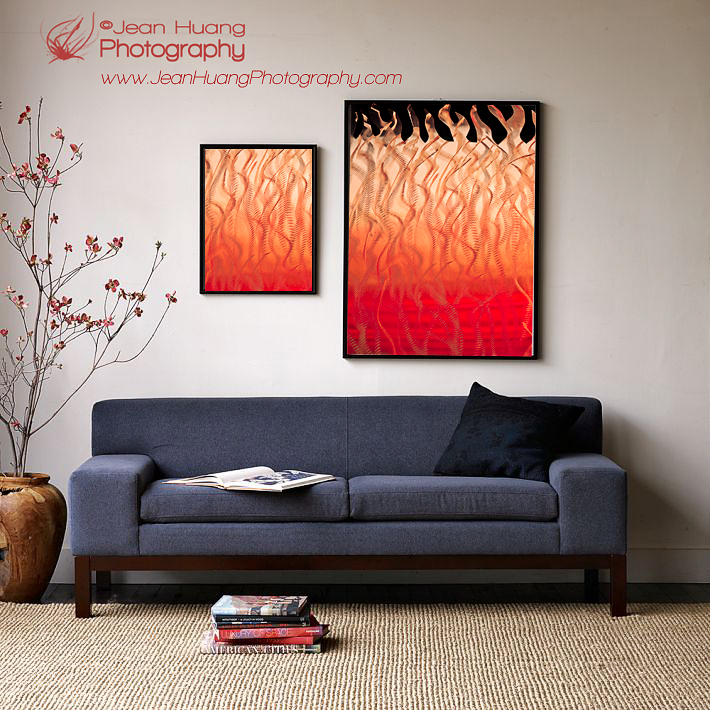 Rising from the Fire - Wall Art ©Jean Huang Photography