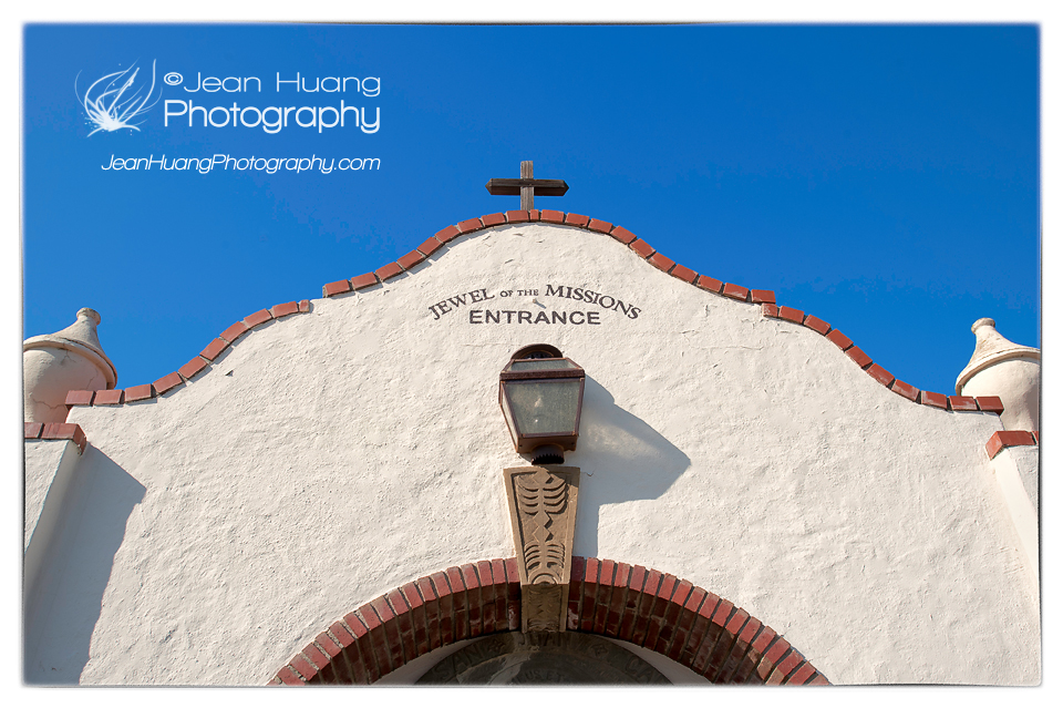Mission San Juan Capistrano - ©Jean Huang Photography