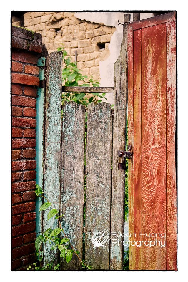 Little Broken Door in Beipu, Taiwan - ©Jean Huang Photography