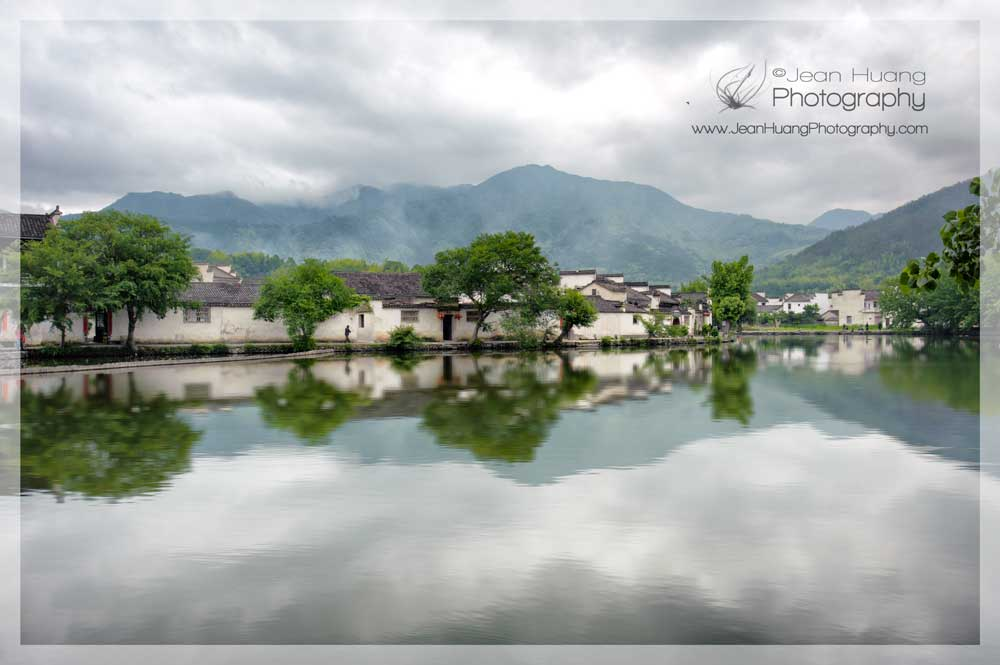 Hongcun, A Village from Chinese Painting - ©Jean Huang Photography
