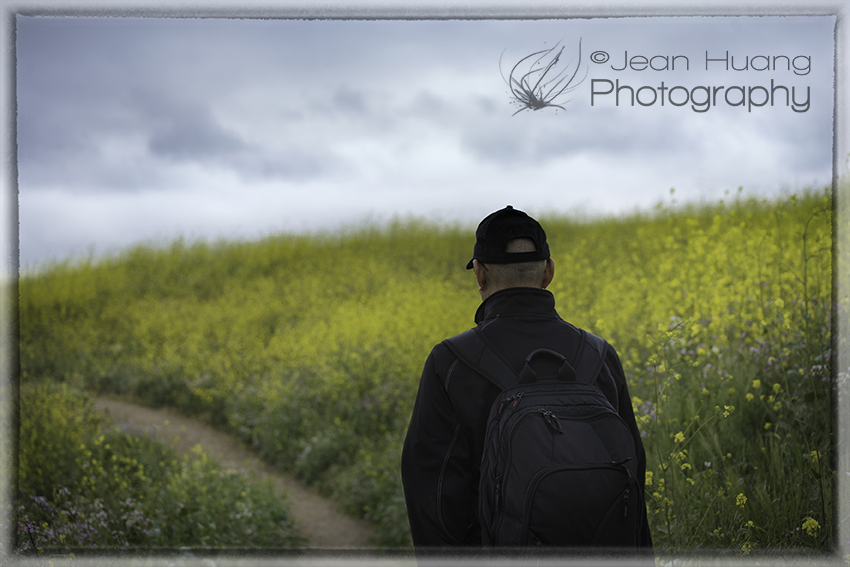 Portraiture under the Stormy Sky - ©Jean Huang Photography