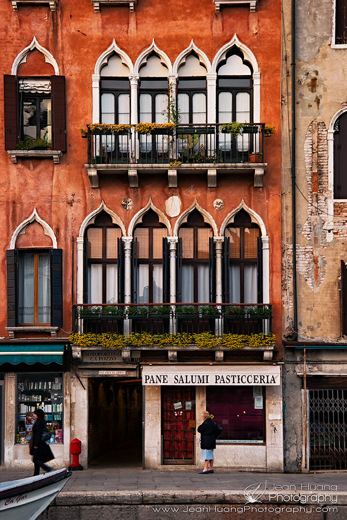 Venice, Italy - ©Jean Huang Photography