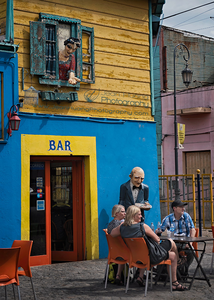 Buenos Aires, Argentina - ©Jean Huang Photography
