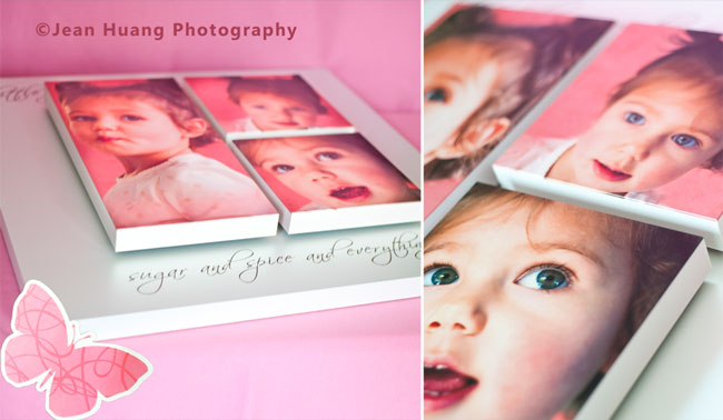 Floating Gallery Block - Beau & Stacey Family Portrait Session - ©Jean Huang Photography - View 2