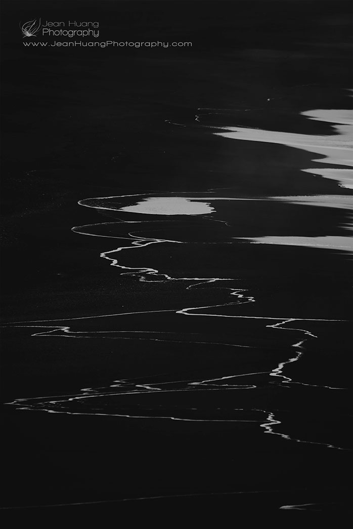 Abstract Black and White Painting - ©Jean Huang Photography
