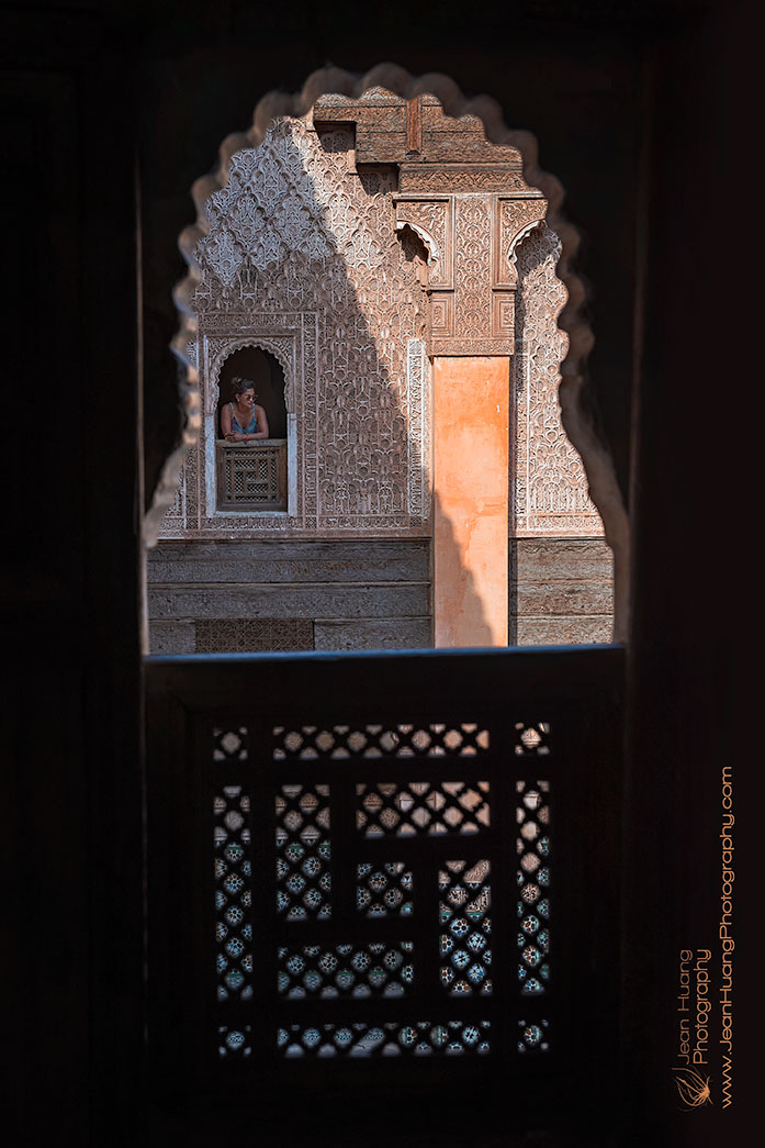 Window-View-Ben-Youssef-Madersa-Marrakesh-Morocco-Copyright-Jean-Huang-Photography-(1)